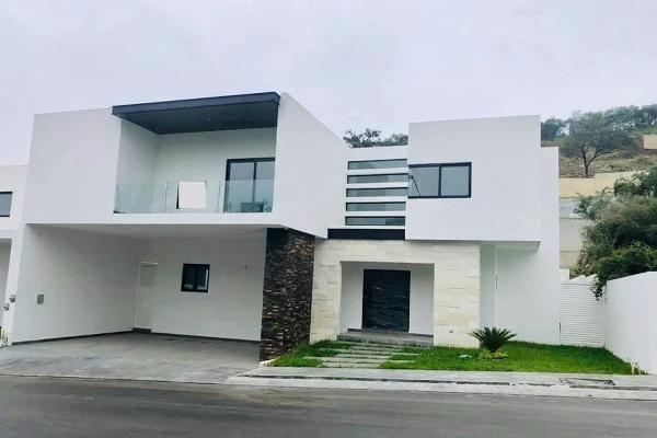 Foto de casa en venta en  , sierra alta 9o sector, monterrey, nuevo león, 14023962 No. 01