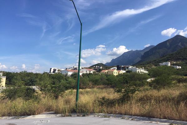 Foto de terreno habitacional en venta en  , sierra alta 9o sector, monterrey, nuevo león, 14023970 No. 06