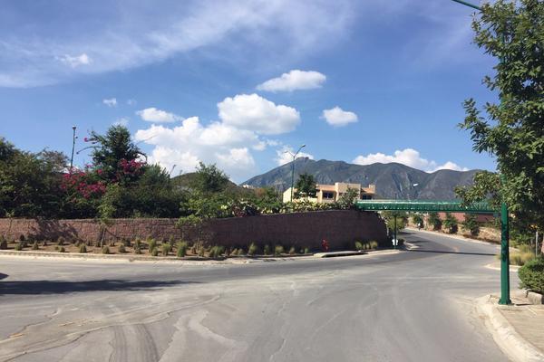 Foto de terreno habitacional en venta en  , sierra alta 9o sector, monterrey, nuevo león, 14023970 No. 07