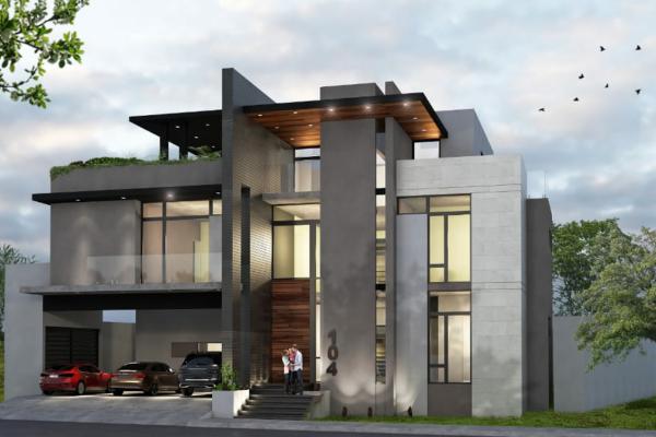 Foto de casa en venta en  , sierra alta 9o sector, monterrey, nuevo león, 14038381 No. 01