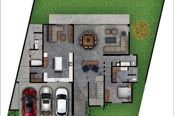 Foto de casa en venta en  , sierra alta 9o sector, monterrey, nuevo león, 14038381 No. 03