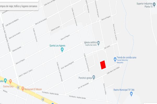 Foto de terreno habitacional en venta en  , sierra azul, chihuahua, chihuahua, 7137177 No. 02