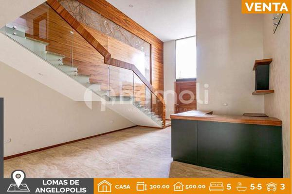 Foto de casa en venta en sierra de la plata 21, lomas de angelópolis closster 333, san andrés cholula, puebla, 5931874 No. 02