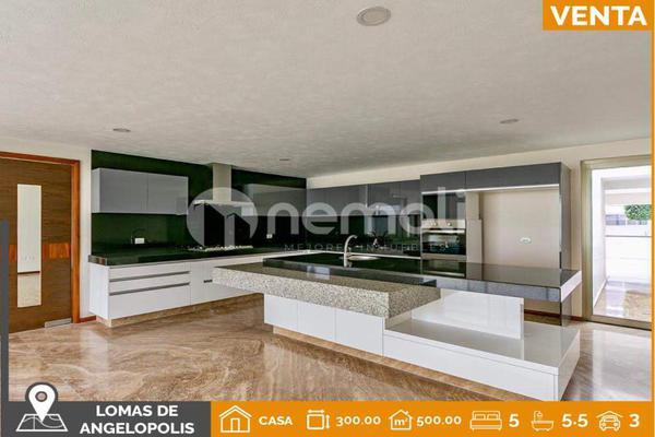 Foto de casa en venta en sierra de la plata 21, lomas de angelópolis closster 333, san andrés cholula, puebla, 5931874 No. 03
