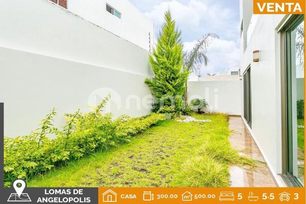 Foto de casa en venta en sierra de la plata 21, lomas de angelópolis closster 333, san andrés cholula, puebla, 5931874 No. 04