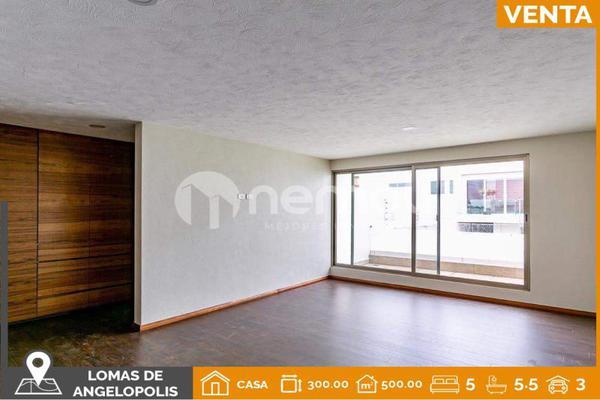 Foto de casa en venta en sierra de la plata 21, lomas de angelópolis closster 333, san andrés cholula, puebla, 5931874 No. 05