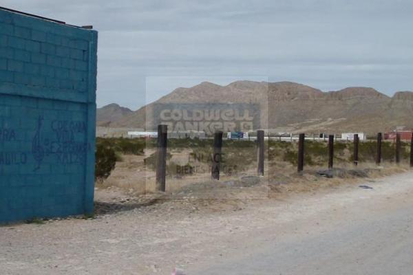 Foto de terreno habitacional en venta en sierra de tlahualilo fraccion de lote , plazuela de acuña, juárez, chihuahua, 3352676 No. 04