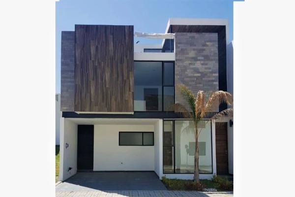 Foto de casa en venta en sierra gorda , lomas de angelópolis, san andrés cholula, puebla, 5652869 No. 01