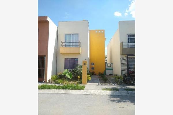 Foto de casa en venta en sierra madre 212, residencial terranova, juárez, nuevo león, 0 No. 01