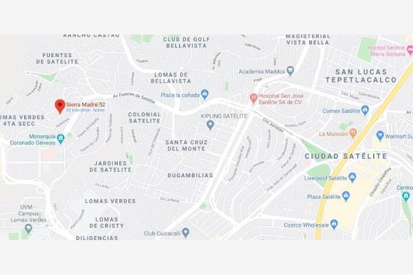Foto de casa en venta en sierra madre 52, lomas verdes 4a sección, naucalpan de juárez, méxico, 12272272 No. 06