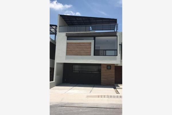 Foto de casa en venta en sierra negra (residencial bojai) 1164, residencial el refugio, querétaro, querétaro, 5671974 No. 01