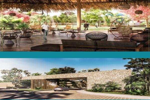 Foto de terreno habitacional en venta en  , sierra papacal, mérida, yucatán, 10210638 No. 03