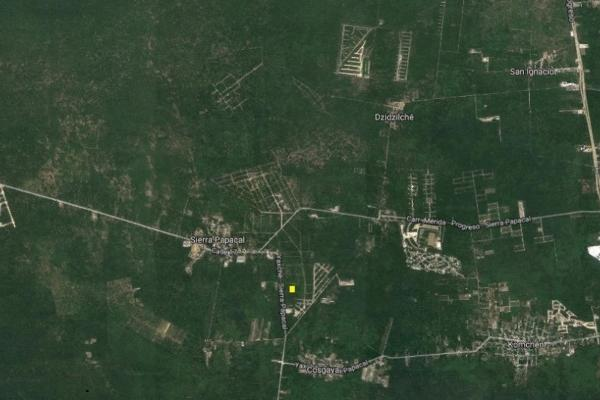 Foto de terreno habitacional en venta en  , sierra papacal, mérida, yucatán, 14028199 No. 05
