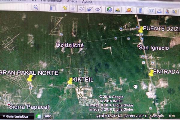 Foto de terreno habitacional en venta en  , sierra papacal, mérida, yucatán, 3221009 No. 03