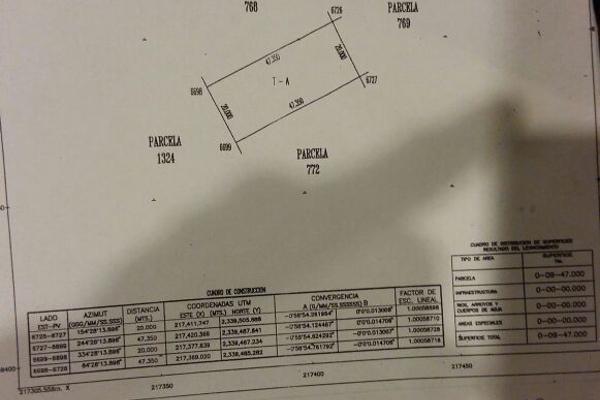 Foto de terreno habitacional en venta en  , sierra papacal, mérida, yucatán, 3221009 No. 05