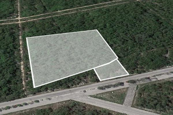 Foto de terreno habitacional en venta en  , sierra papacal, mérida, yucatán, 3645604 No. 01