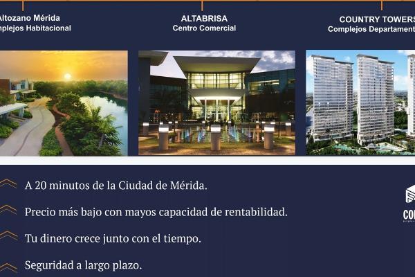 Foto de terreno habitacional en venta en  , sierra papacal, mérida, yucatán, 5319196 No. 10