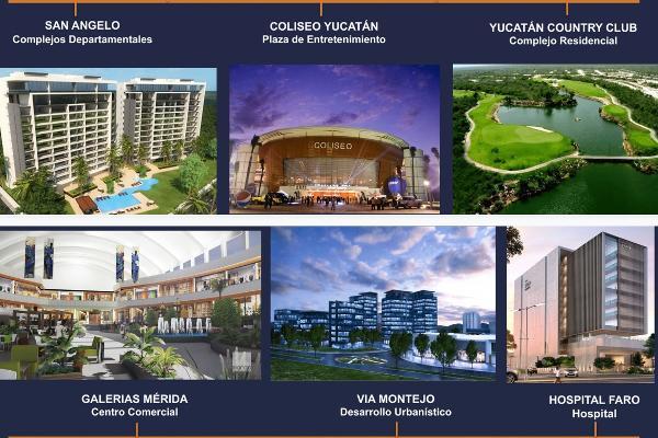 Foto de terreno habitacional en venta en  , sierra papacal, mérida, yucatán, 5319196 No. 13