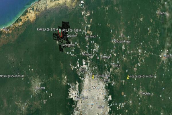Foto de terreno habitacional en venta en  , sierra papacal, mérida, yucatán, 5319196 No. 14