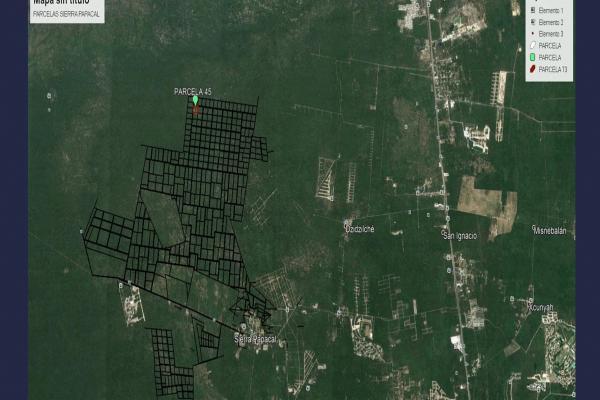 Foto de terreno habitacional en venta en  , sierra papacal, mérida, yucatán, 5319196 No. 22
