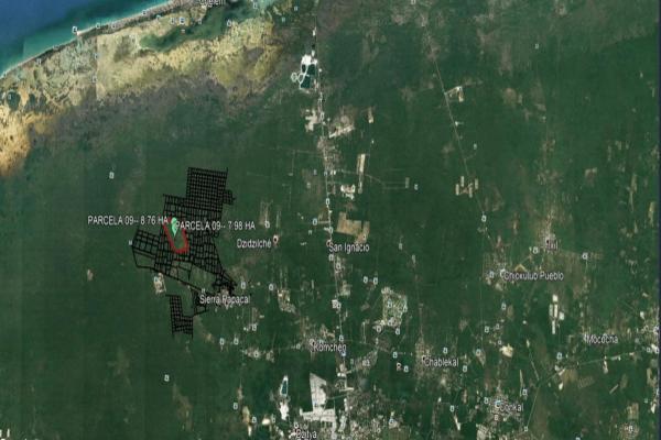 Foto de terreno habitacional en venta en  , sierra papacal, mérida, yucatán, 5319196 No. 23