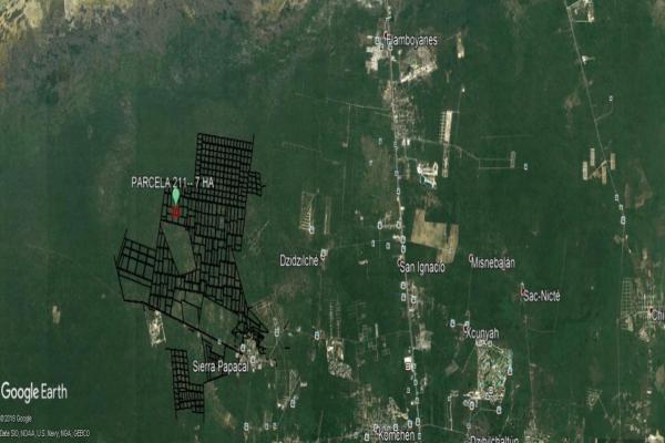 Foto de terreno habitacional en venta en  , sierra papacal, mérida, yucatán, 5319196 No. 43