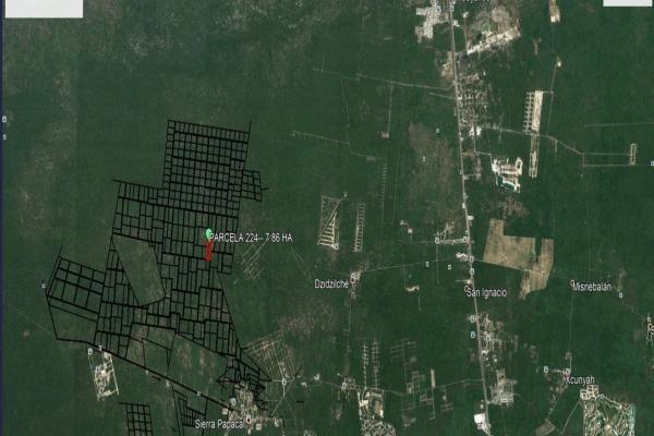 Foto de terreno habitacional en venta en  , sierra papacal, mérida, yucatán, 5319196 No. 44