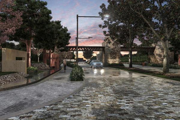 Foto de terreno habitacional en venta en  , sierra papacal, mérida, yucatán, 5811785 No. 01