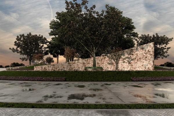 Foto de terreno habitacional en venta en  , sierra papacal, mérida, yucatán, 5811785 No. 02