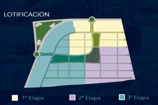 Foto de terreno habitacional en venta en  , sierra papacal, mérida, yucatán, 5811785 No. 08