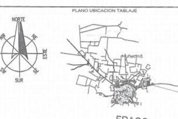 Foto de terreno habitacional en venta en  , sierra papacal, mérida, yucatán, 7860816 No. 01