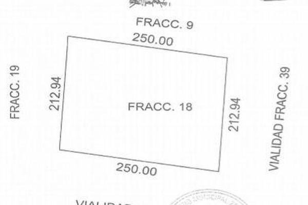 Foto de terreno habitacional en venta en  , sierra papacal, mérida, yucatán, 7860816 No. 02