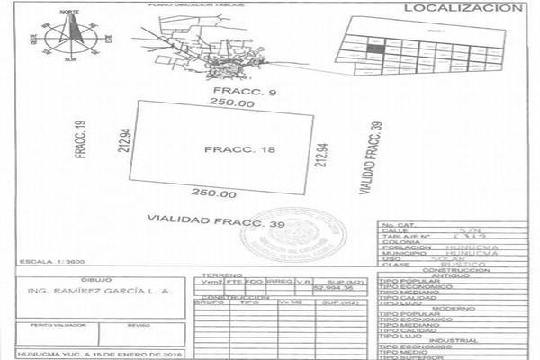 Foto de terreno habitacional en venta en  , sierra papacal, mérida, yucatán, 7860816 No. 03