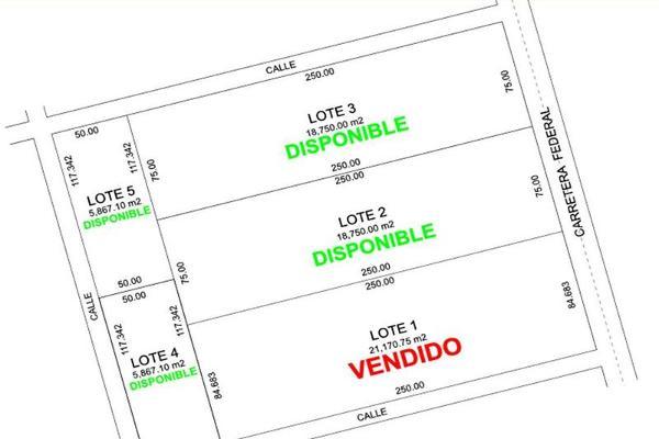 Foto de terreno habitacional en venta en  , sierra papacal, mérida, yucatán, 7975515 No. 01