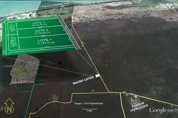 Foto de terreno habitacional en venta en  , sierra papacal, mérida, yucatán, 7975515 No. 02