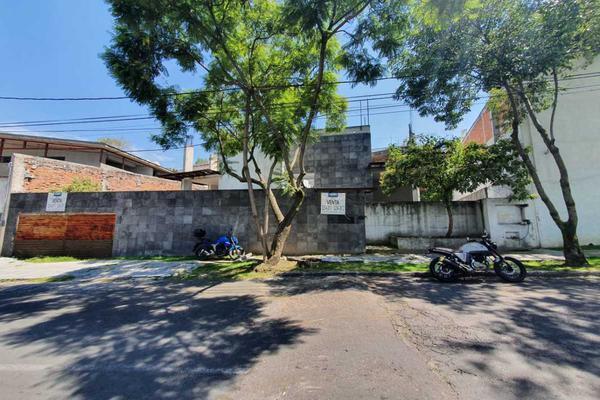 Foto de terreno habitacional en venta en sierra vertientes , lomas de chapultepec i sección, miguel hidalgo, df / cdmx, 9932579 No. 01