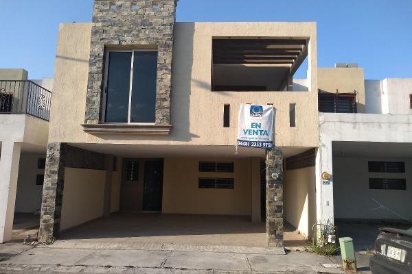 Foto de casa en venta en  , sierra vista, juárez, nuevo león, 14038162 No. 01
