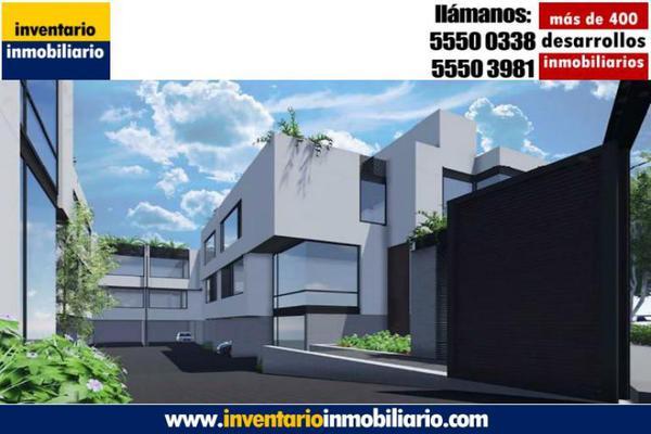 Foto de departamento en venta en sin calle 0, san diego churubusco, coyoacán, df / cdmx, 8872839 No. 01