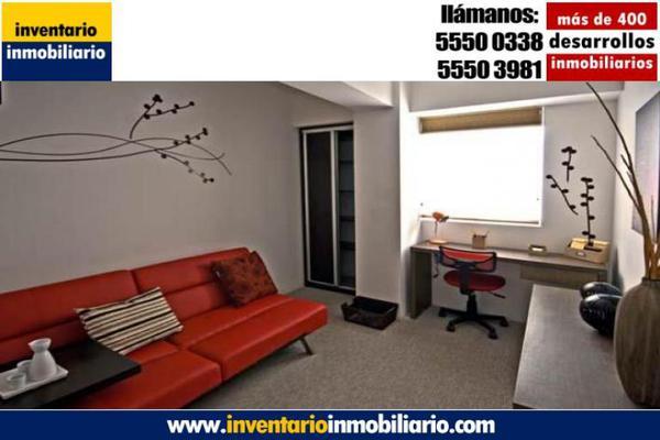 Foto de departamento en venta en sin calle 0, san pedro de los pinos, álvaro obregón, df / cdmx, 8874942 No. 03