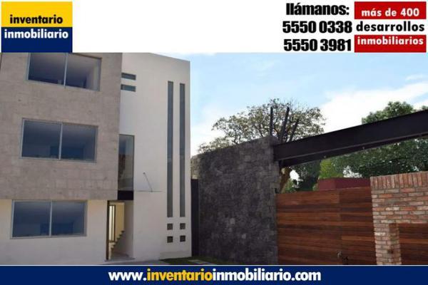 Foto de departamento en venta en sin calle 0, tizapan, álvaro obregón, df / cdmx, 8870489 No. 01