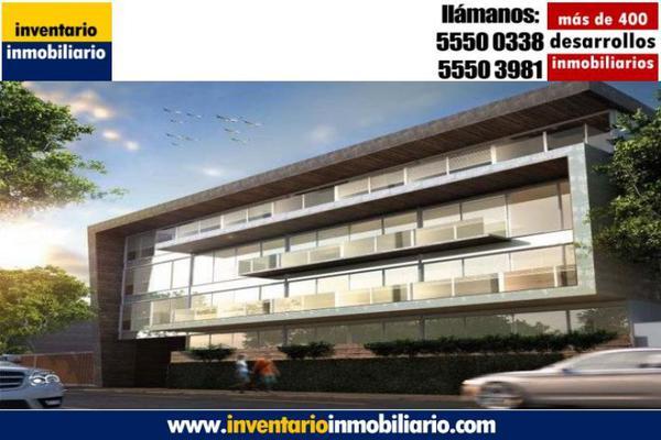 Foto de departamento en venta en sin calle 0, xoco, benito juárez, df / cdmx, 8878851 No. 01