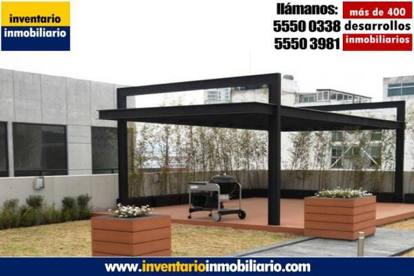 Foto de departamento en venta en sin calle 0, xoco, benito juárez, df / cdmx, 8878851 No. 03