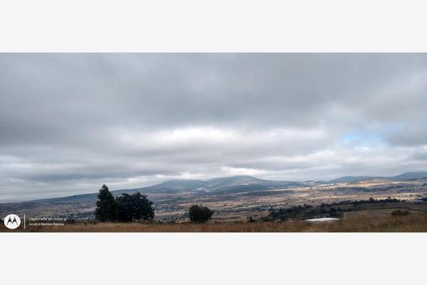 Foto de terreno comercial en venta en sin calle sin numer, arroyo zarco, aculco, méxico, 17574179 No. 05