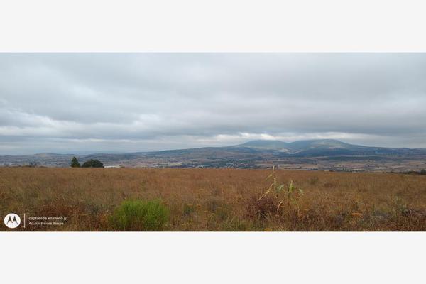 Foto de terreno comercial en venta en sin calle sin numer, arroyo zarco, aculco, méxico, 17574179 No. 09