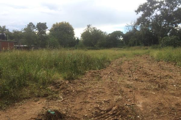 Foto de terreno habitacional en venta en sin calle sin numero , tlalixtac de cabrera, tlalixtac de cabrera, oaxaca, 5913364 No. 04