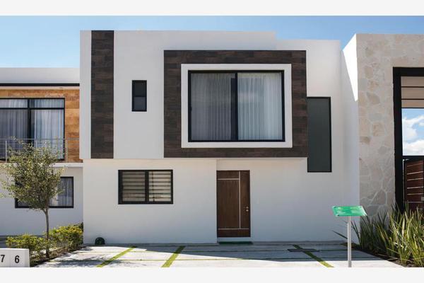 Foto de casa en venta en sin nombre 001, el condado, corregidora, querétaro, 10082666 No. 01
