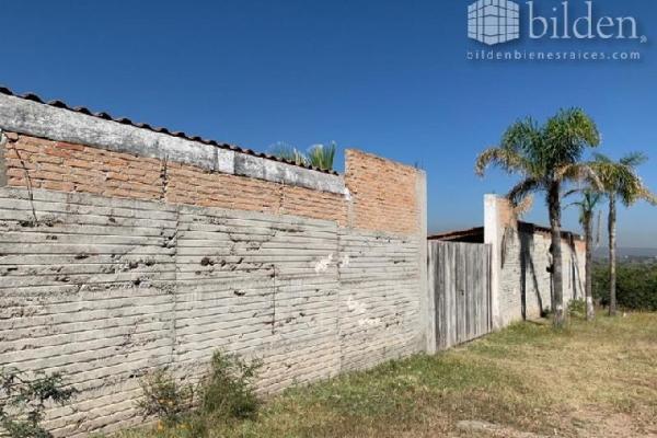 Foto de rancho en venta en sin nombre 1, cuadra del ferrocarril, durango, durango, 0 No. 01