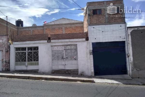 Foto de local en renta en sin nombre 1, de analco, durango, durango, 7170451 No. 01