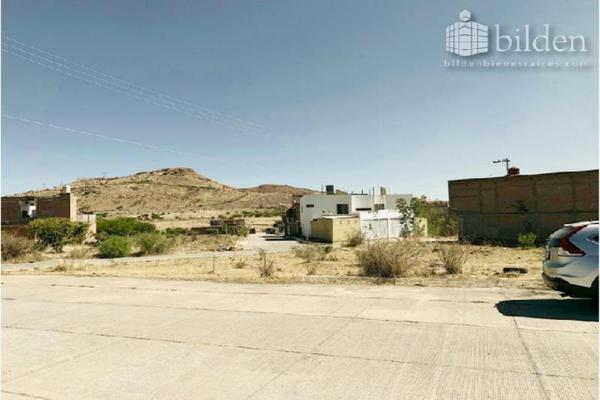 Foto de terreno habitacional en venta en sin nombre 1, san isidro, durango, durango, 7130447 No. 04