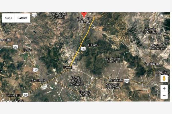 Foto de terreno habitacional en venta en sin nombre 1, san pablo tolimán, tolimán, querétaro, 9933079 No. 05
